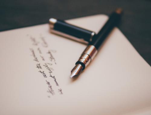 Hov – jeg kan skrive poesi