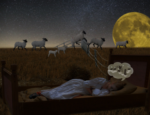 Søvnproblemer?